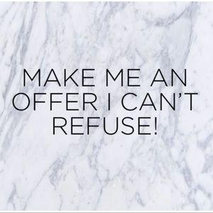 🔳 Make Me An Offer!🔳
